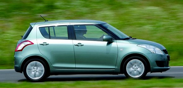 What S Different In The 2011 Maruti Suzuki Swift Here S Our Photo