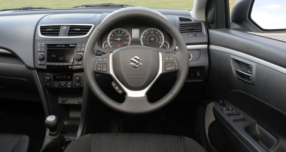 2011 maruti swift interior picture