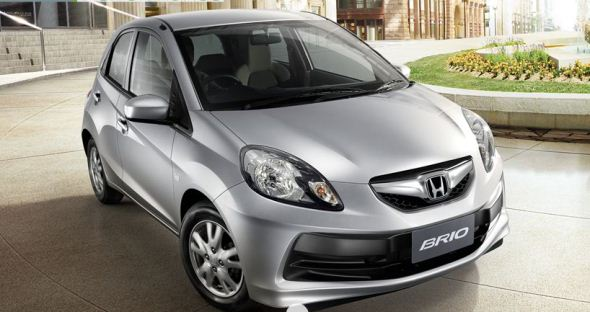 honda brio thailand photo 2