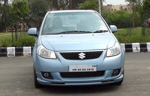 maruti suzuki sx4 road test photo 1