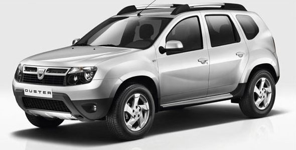 renault duster suv india photo