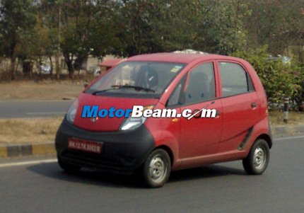 tata nano diesel photo