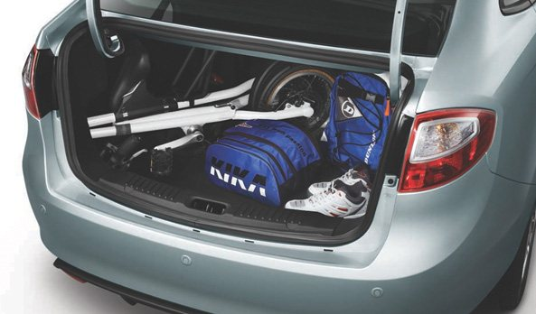 2011 ford fiesta boot photo