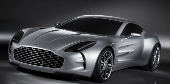 aston martin one 77 photo