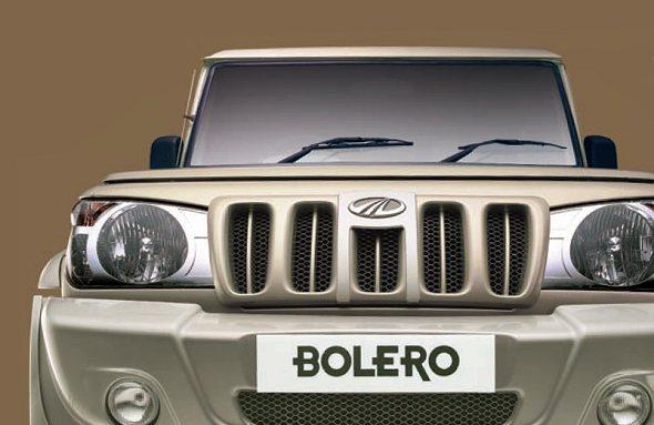 mahindra bolero special edition photo