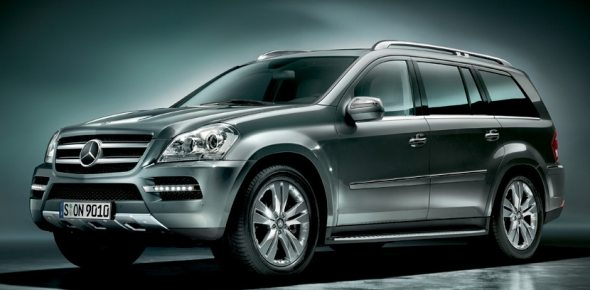 mercedes-benz gl500 suv photo