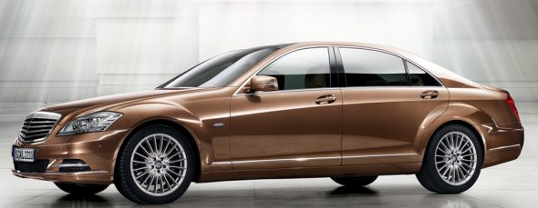mercedes-benz s class photo