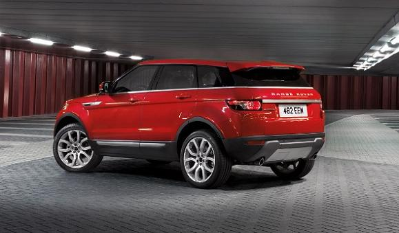 range rover evoque photo2 - Range Rover ..!!