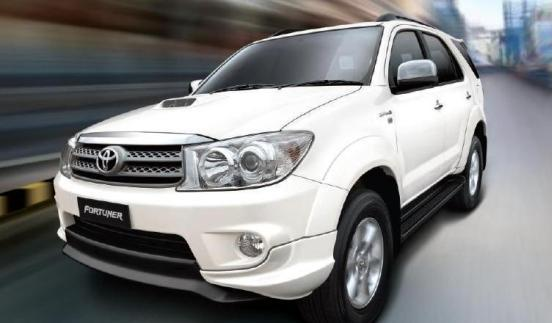 toyota fortuner sports package photo