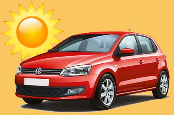 car-in-summer-sun