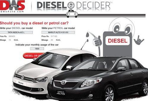 diesel decider corolla vs vento comparison