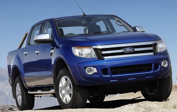 ford ranger suv photo