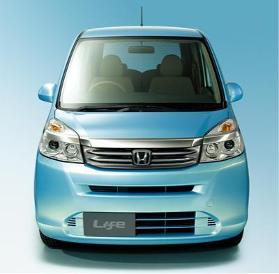 honda life small car photo 1
