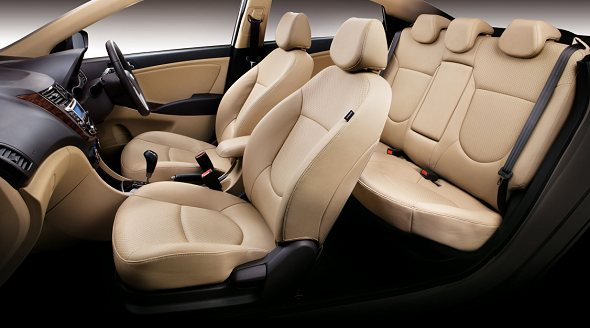 2011 Hyundai Verna Interior Photo Gallery