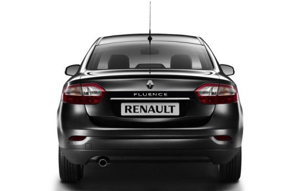 renault fluence photo 3