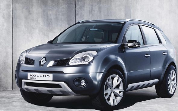 renault koleos suv photo 1