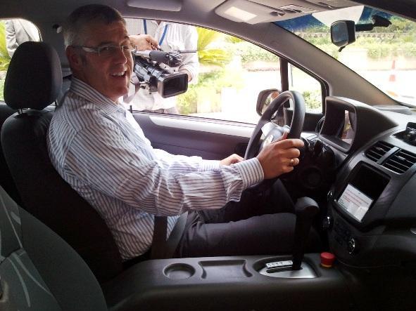 Photo of Karl Slym, General Motors India