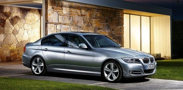 bmw 3 series photo1
