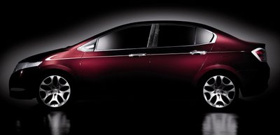 honda city concept photo 1