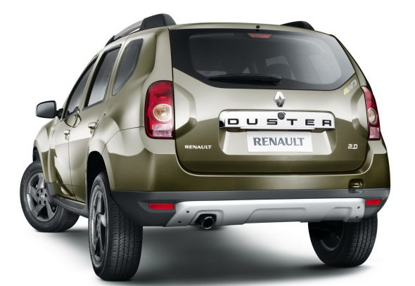 new renault duster photo 1