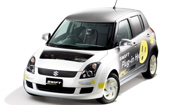 suzuki swift hybrid photo