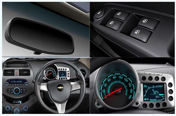 beat diesel interior photo