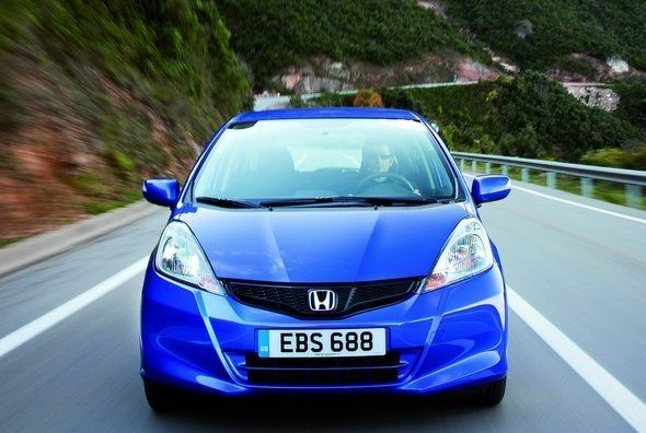 honda jazz photo 1