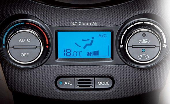 hyundai verna air conditioning photo