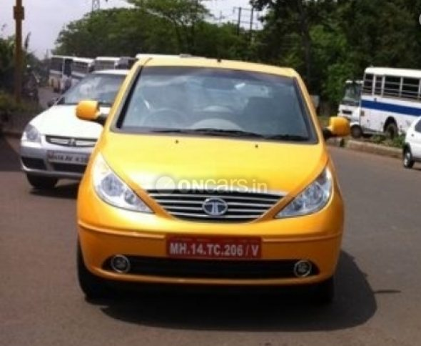 tata indica vista photo