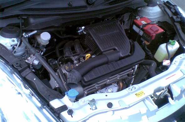 maruti suzuki swift engine