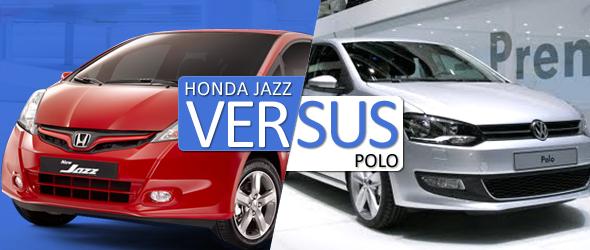 honda jazz vs volkswagen polo