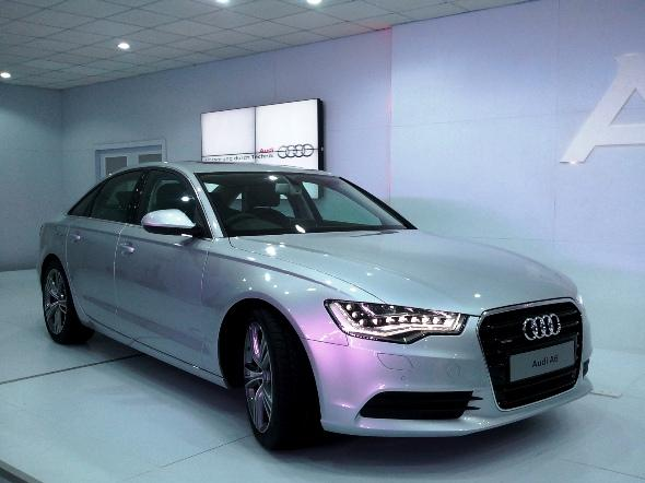 Audi A6 India Price Rs 37 7 Lakh And Launch Update