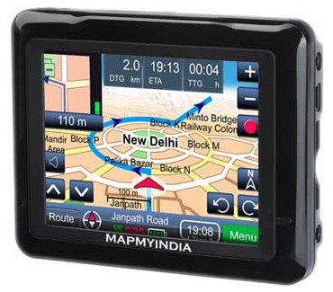 basic gps navigation devices in india