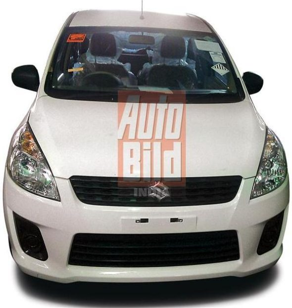 maruti r3 front end photo