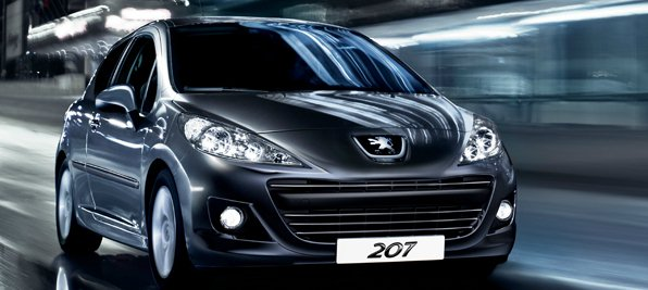 peugeot 207 hatchback photo