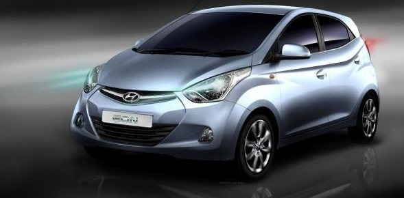 hyundai eon photo india