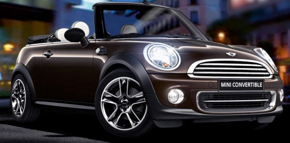 mini cooper convertible photo