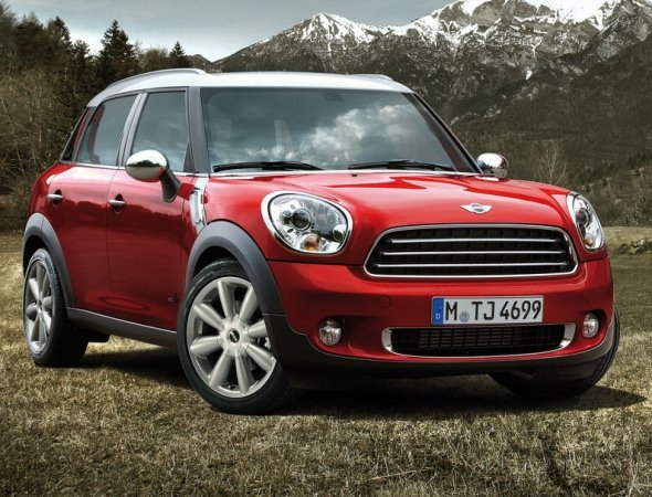 mini countryman india photo