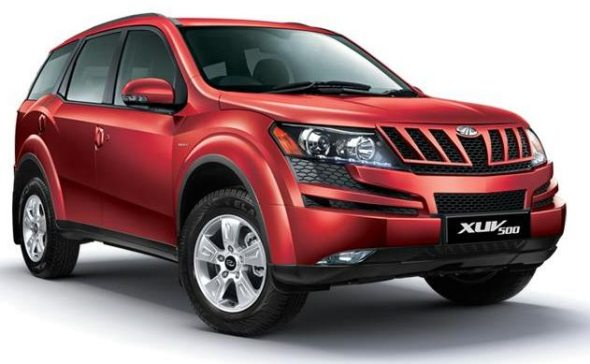 new 2011 mahindra xuv 500 photo