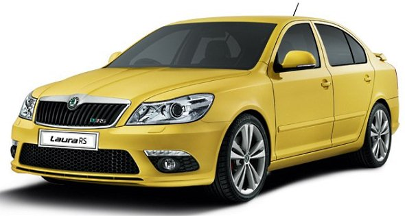 skoda laura rs photo