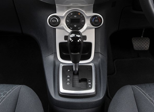 ford fiesta automatic transmission