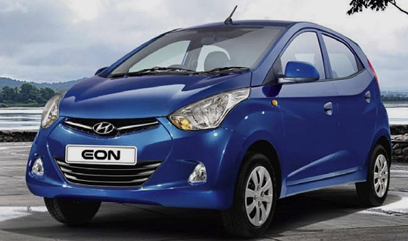 hyundai eon launch day photo