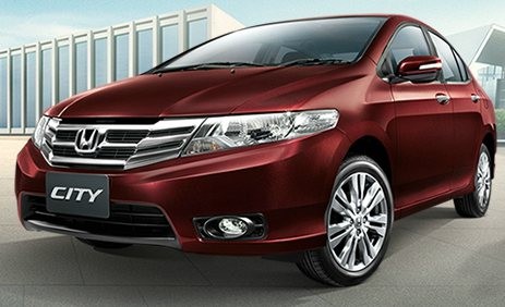 new honda city facelift photo