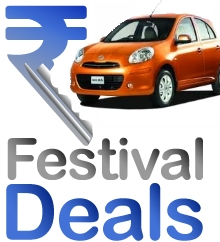 nissan micra diwali discounts and deals