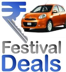 nissan micra diwali discounts and deals