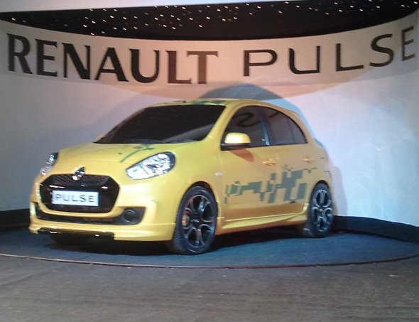 renault pulse photo