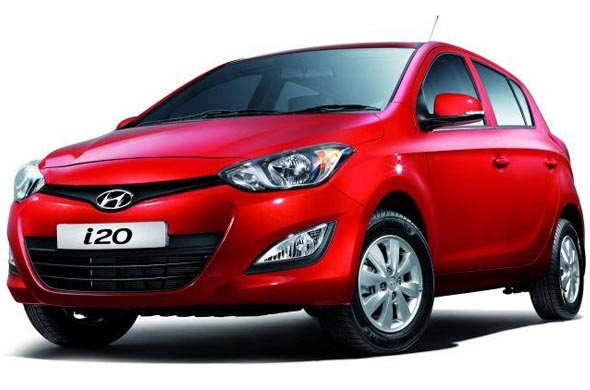 Current-Gen Hyundai i20 used as an illustration Pic