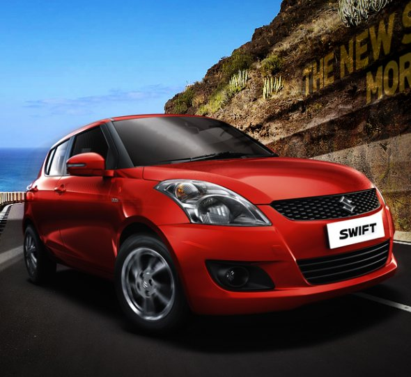 new maruti suzuki swift photo