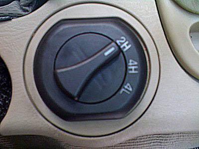 scorpio 4x4 shifter knob
