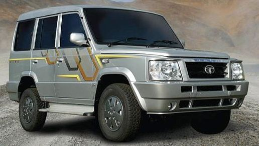 tata sumo gold muv photo